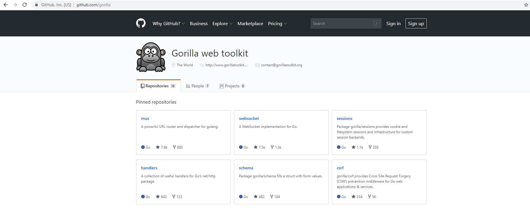 6 web frameworks dành cho Golang mà bạn cần phải biết - TMA
